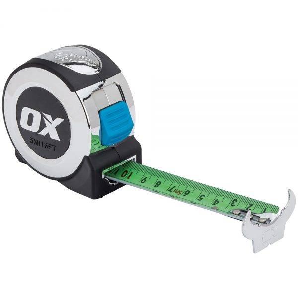 Ox 5m Pro Tape Measure