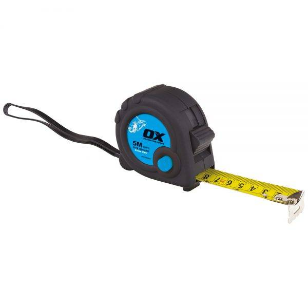 Ox 5m Trade Tape Measure