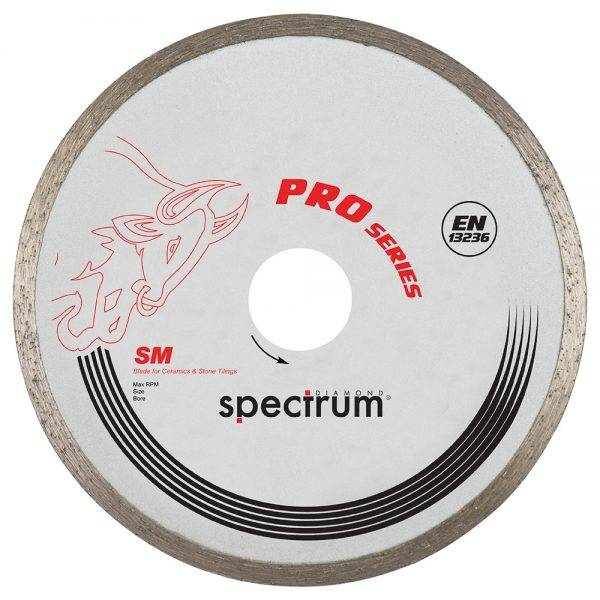 Pro Ceramic Tile 115mm Diamond Blade