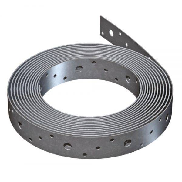 Expamet Fixing Band 20mm x 10m  Galvanised