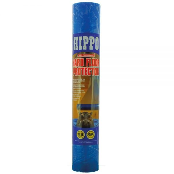 Hippo Hard Floor Protector 600mm x 50m