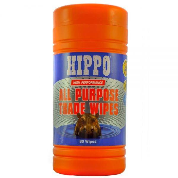 Hippo All Purpose Trade Wipes Pk80