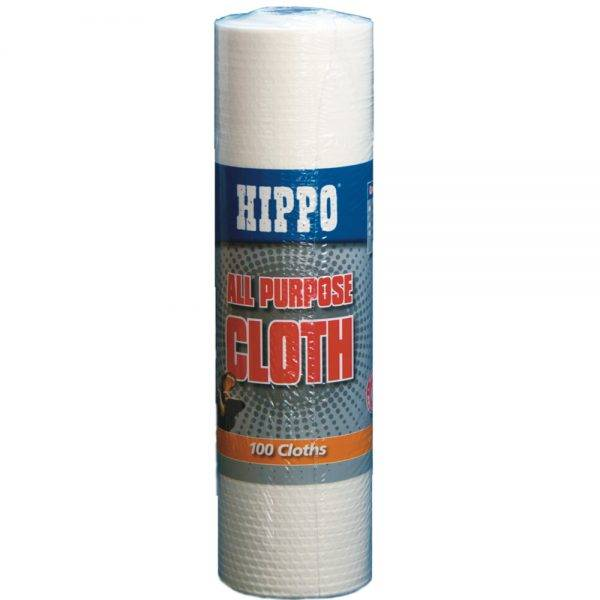 Hippo All Purpose Cloth 34cm x 24cm