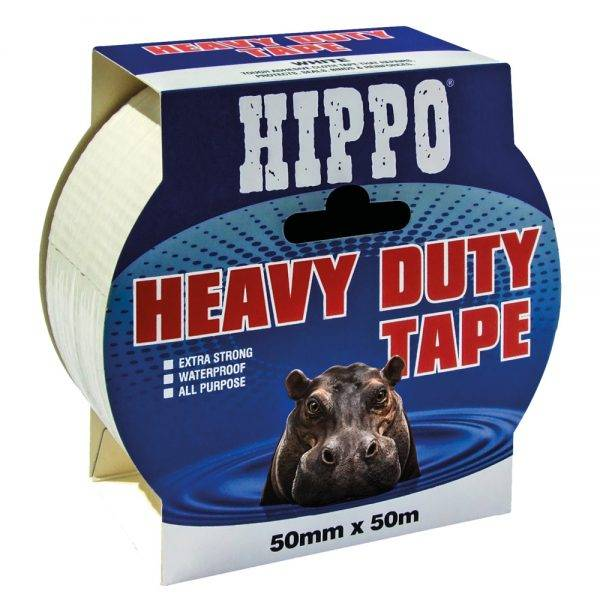 Hippo Heavy Duty Tape 50mm x 50m