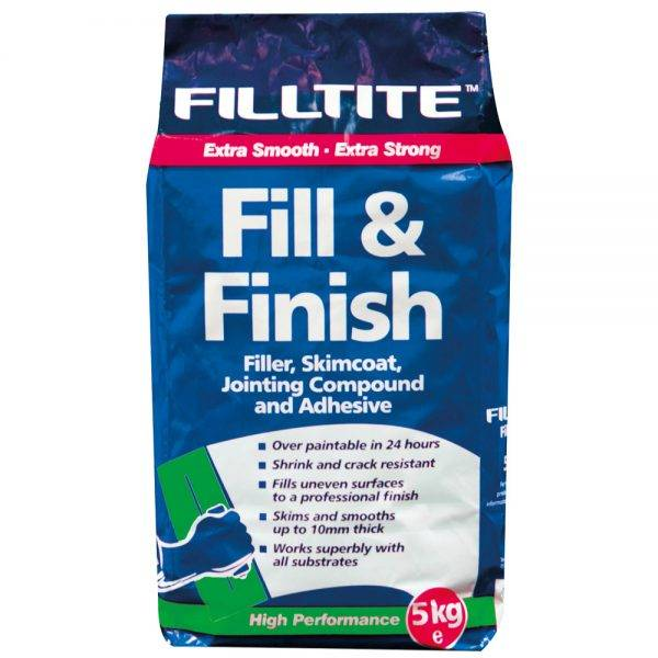 Filltite Fill & Finish 5kg