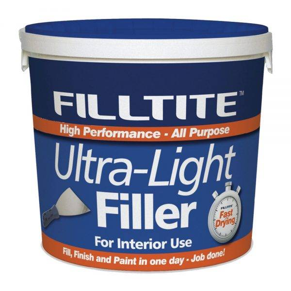 Filltite Ultra-Light Filler 1L