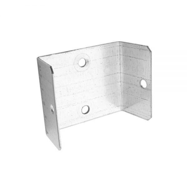 Grange Metpost Galvanised U Shaped Clip 46mm