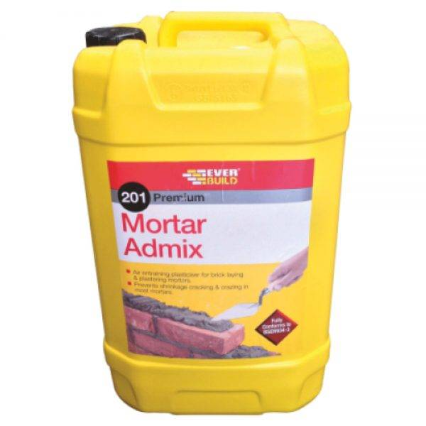 Everbuild 201 Mortar Admix 25L
