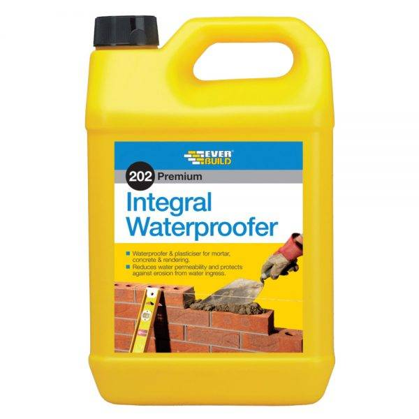 Everbuild 202 Integral Liquid Waterproofer 25L
