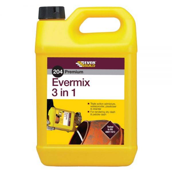 Everbuild 204 Evermix 3in1