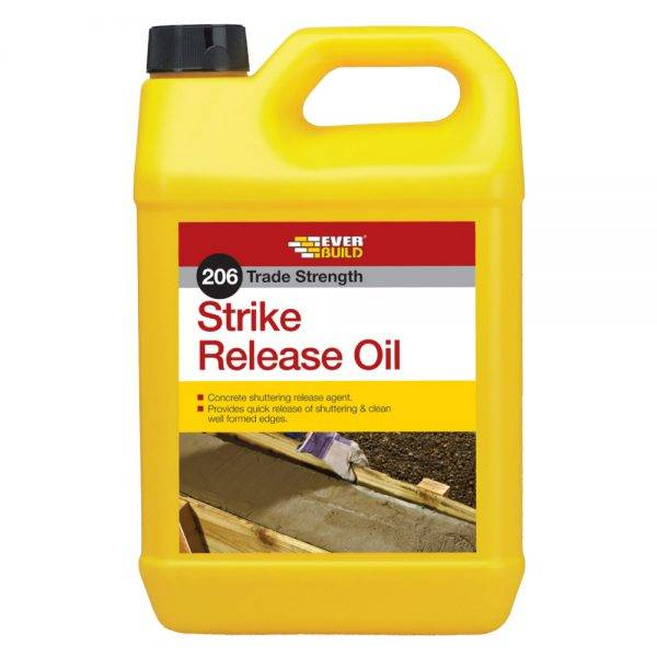 Everbuild 206 Strike Release Oil