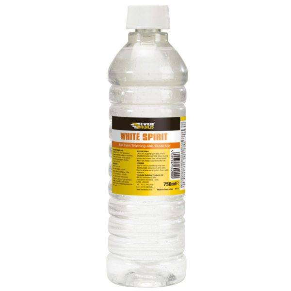 Everbuild White Spirit 700ml