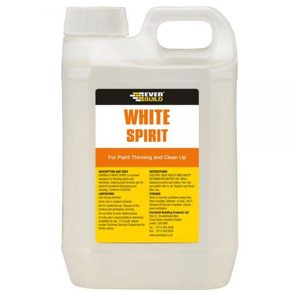 Everbuild White Spirit 2L