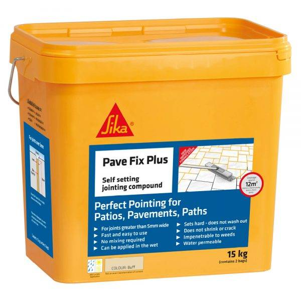 Sika Pave Fix plus Buff 15kg
