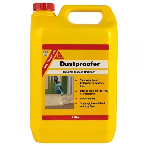 Sika Dustproofer 5L