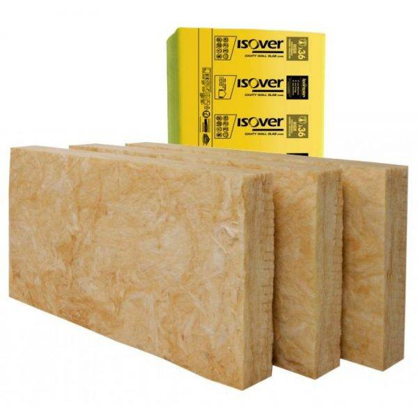 CWS36 Cavity Wall Insulation 1200 x 455 x 125mm