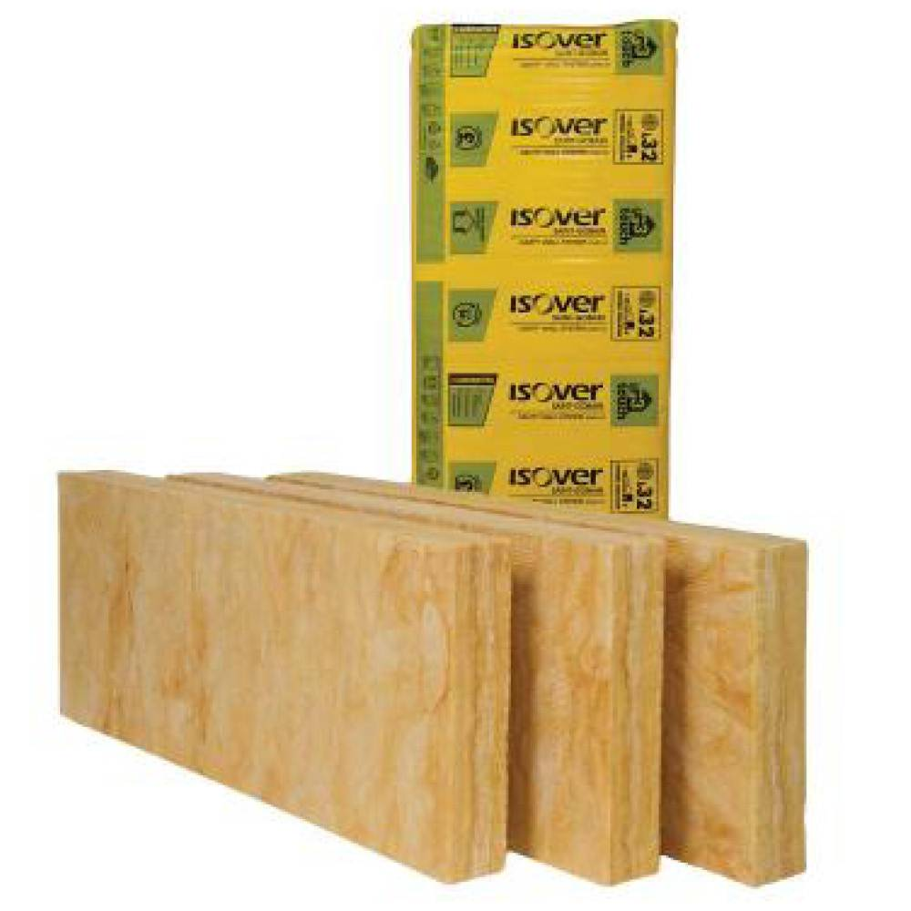 Isover CWS32 Cavity Wall Insulation 1200 x 455 x 100mm