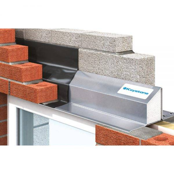 Cavity Wall Lintel 1200mm S/K-50