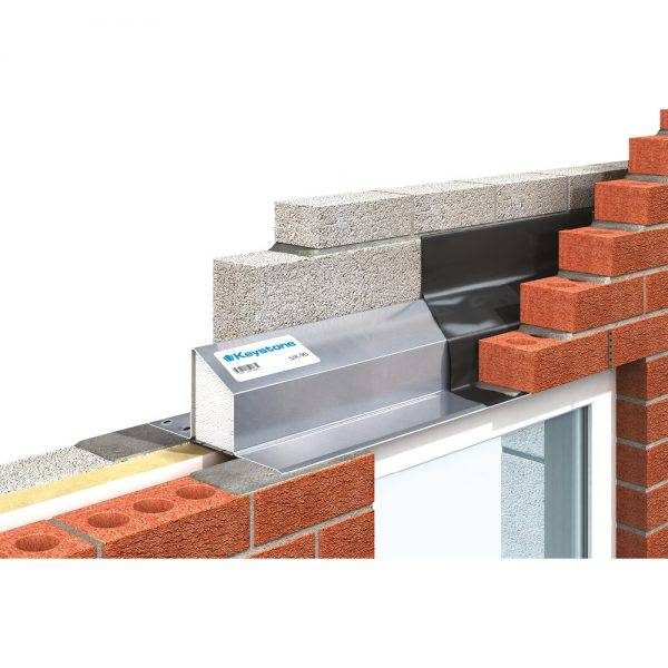 Cavity Wall Lintel 1650mm S/K-90
