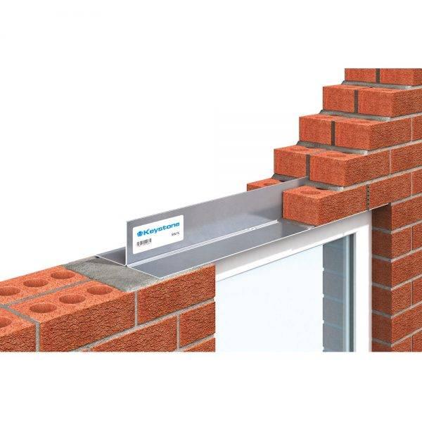 Solid Wall Lintel 2700mm Sw/K