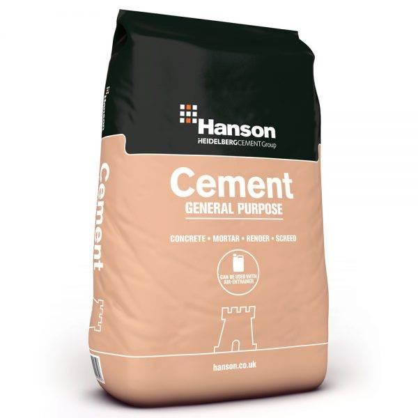 Castle Cement 25kg