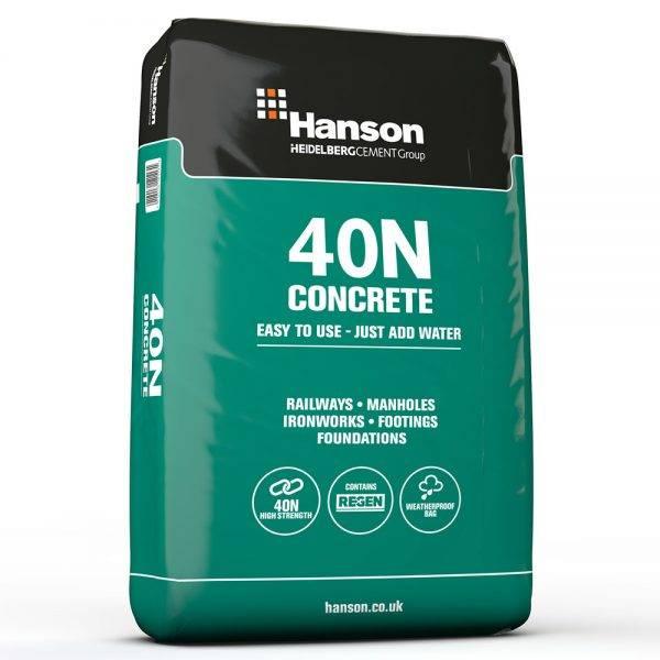 Maxipack 40n Concrete 25kg