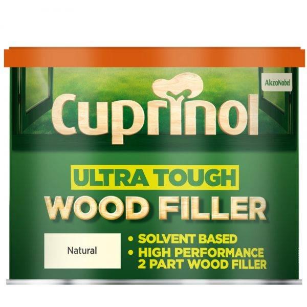 Ultra Tough Wood Filler Natural 500g