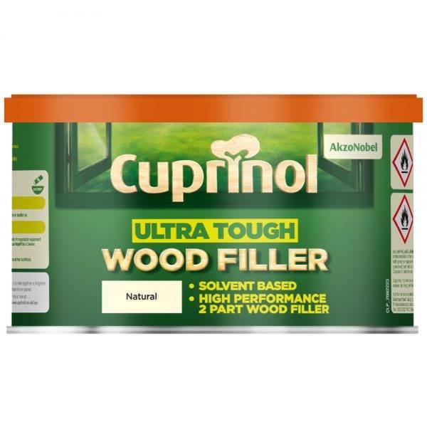Ultra Tough Wood Filler Natural 750g