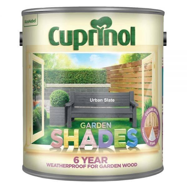 Garden Shades Urban Slate 2.5L