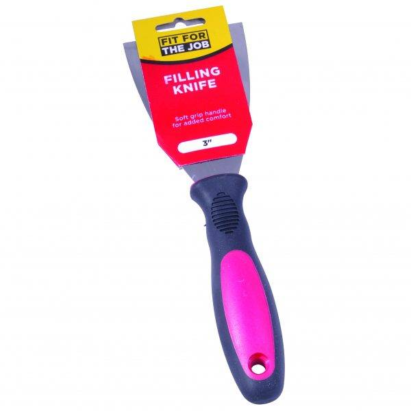 "Rodo 3"" (75mm) FFJ Soft Grip Filling Knife"