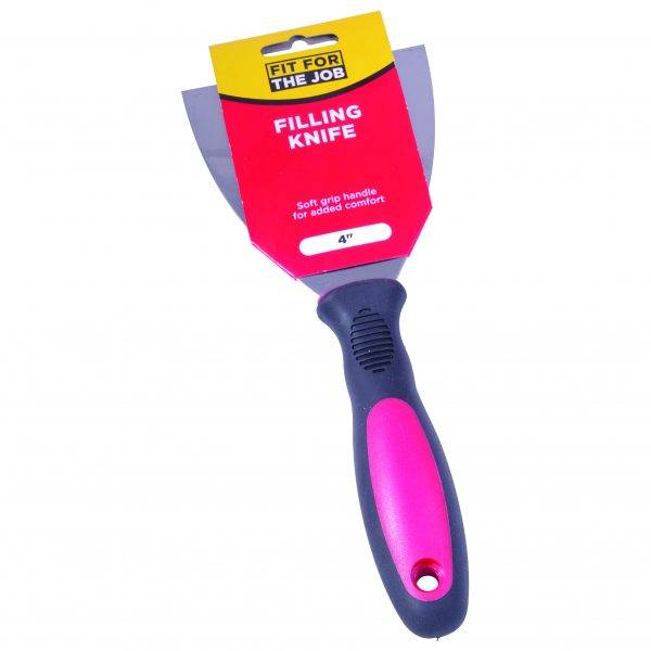 "Rodo 4"" (100mm) FFJ Soft Grip Filling Knife"