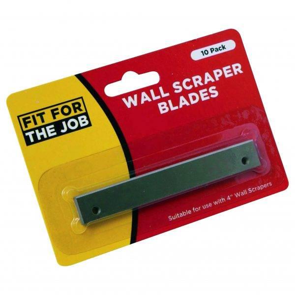 "Rodo 4"" Prodec Scraper Blades for HD4S & LHWS (10pk)"