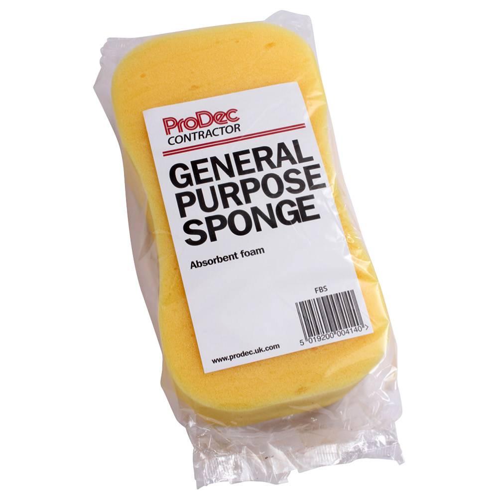 Rodo Prodec Contractor General Purpose Giant Foam Sponge