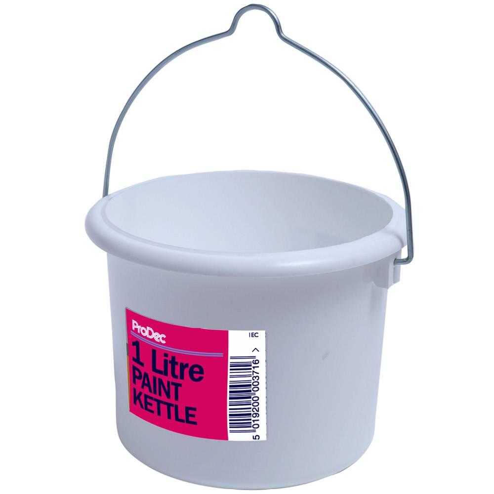 Rodo Prodec Plastic Paint Kettle 1L