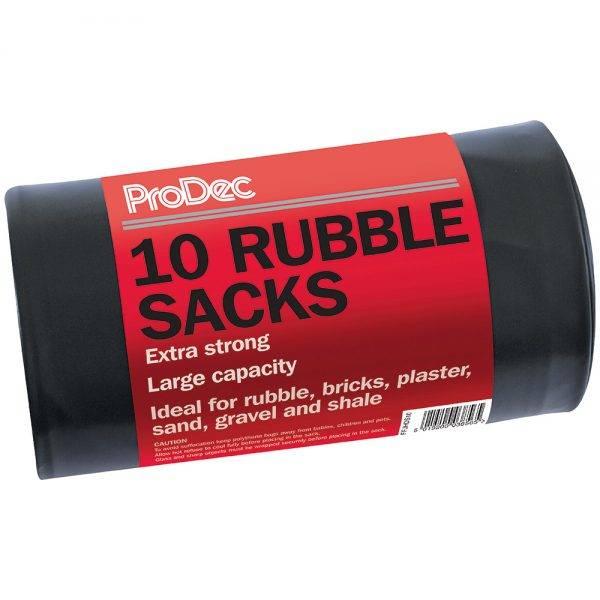 Rodo Prodec Heavy Duty Rubble Sack (10pk)