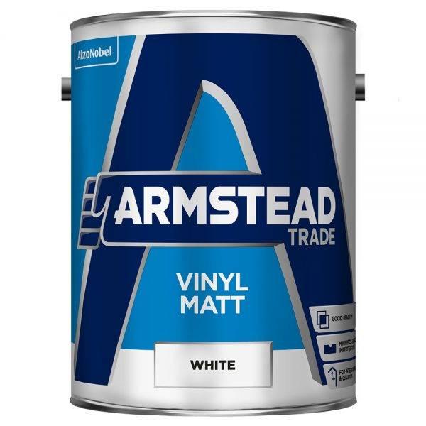 Vinyl Matt White 5L