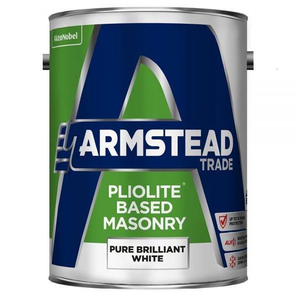 Pliolite Masonry Brilliant White 5L