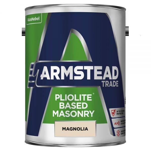 Armstead Trade 5L Pliolite Masonry Magnolia