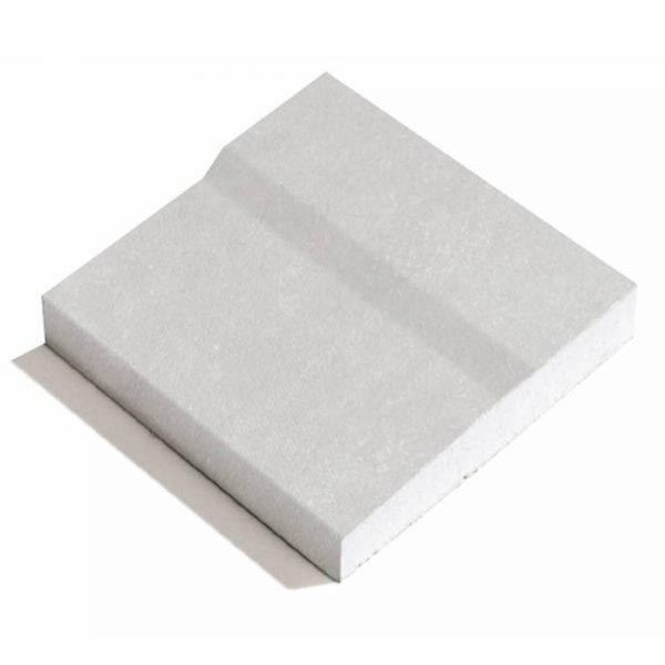 Standard Square Edge Plasterboard 1.2 x 2.4m x 12.5mm
