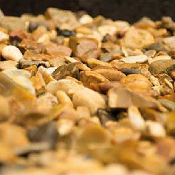 10mm Golden Decorative Gravel 25kg