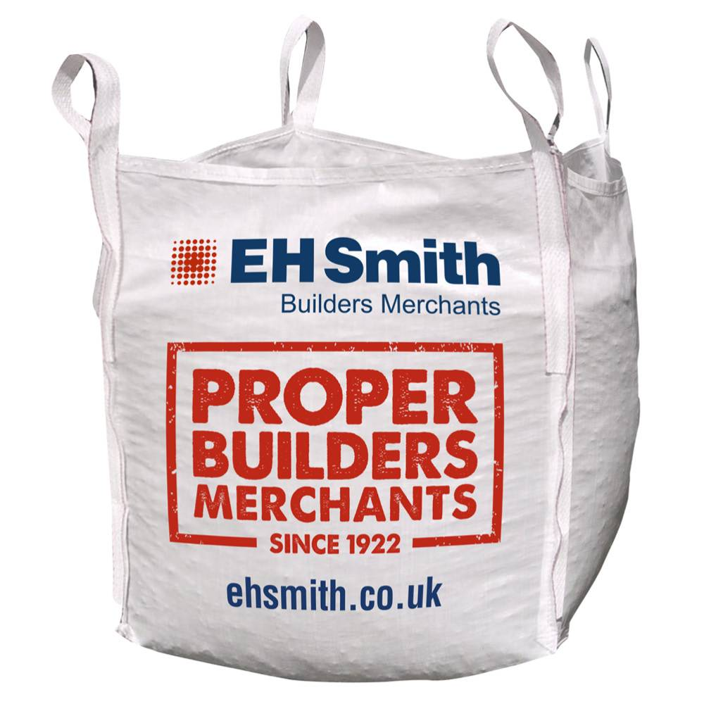Tie Base /& 4 Handles Aggregates or Site Waste Sand 1 Ton Bulk Builders Bags