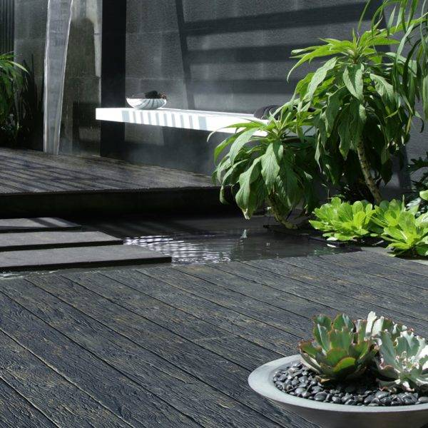 Millboard 32 x 176mm x 3.2m Weathered Oak Embered Decking