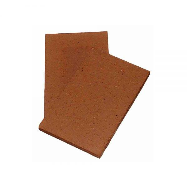 Ketley Red Clay Creasing Tile