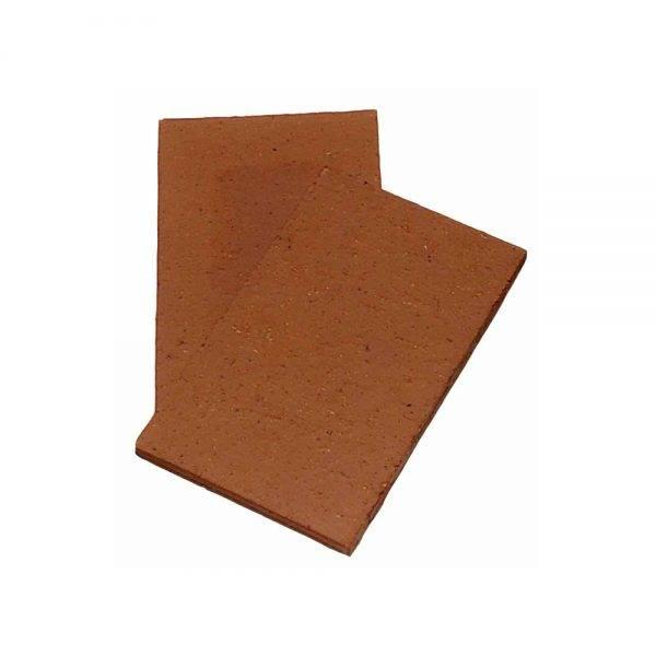 Ketley Red Clay Creasing Tile