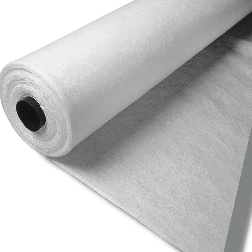 Wrekin 4.5 x 100m Multitrack 1000 Non Woven Geotextile White