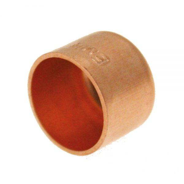 22mm End Feed Stop End