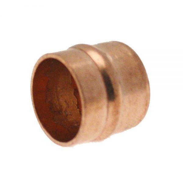 15mm Solder Ring Stop End