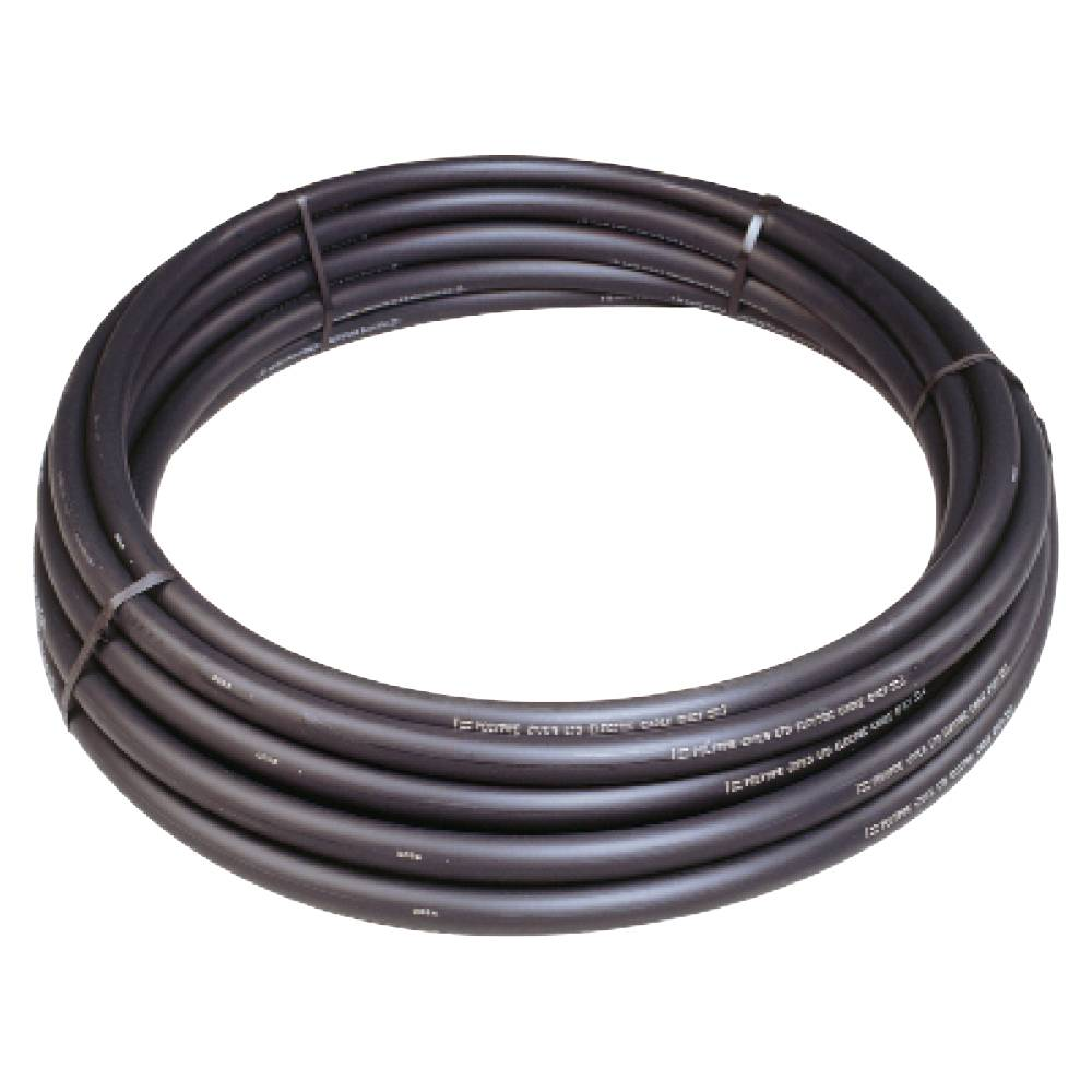 38/44mm x 50m Metrosmooth PE Electric Cable Duct Coil Blk (HDPE Smth)