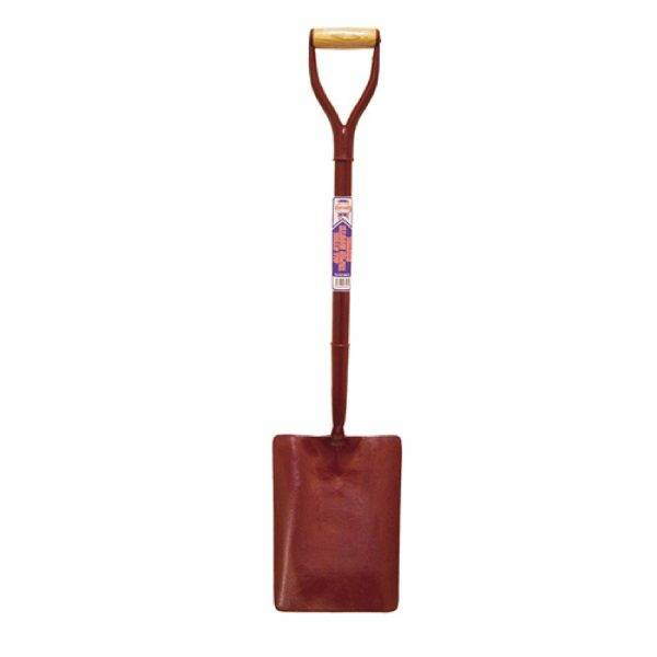 Faithfull All Steel Taper Mouth Shovel with MYD Handle