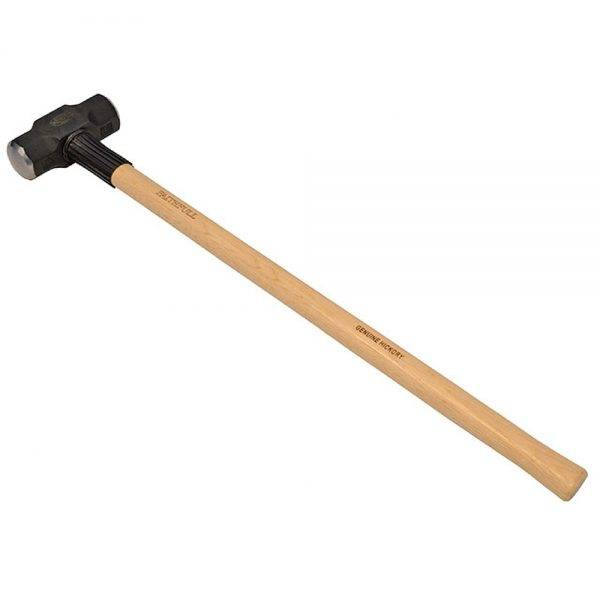 Faithfull 7lb Sledge Hammer with Hickory Handle
